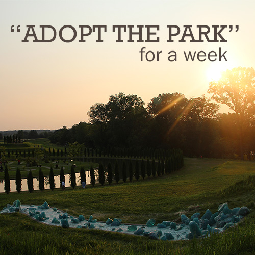 Adopt the Park for a Week